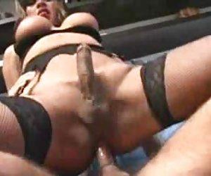 Sıcak Asya mmf sert anal eylem